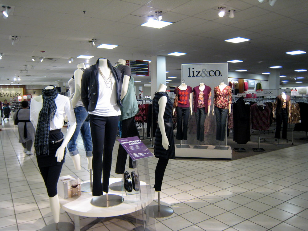 more jcpenney mannequins