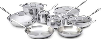 All-Clad Stainless Steel Tri-Ply