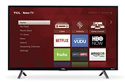 TCL 32-Inch HD 720P Roku Television