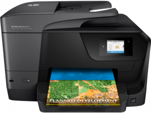 HP OfficeJet 8710