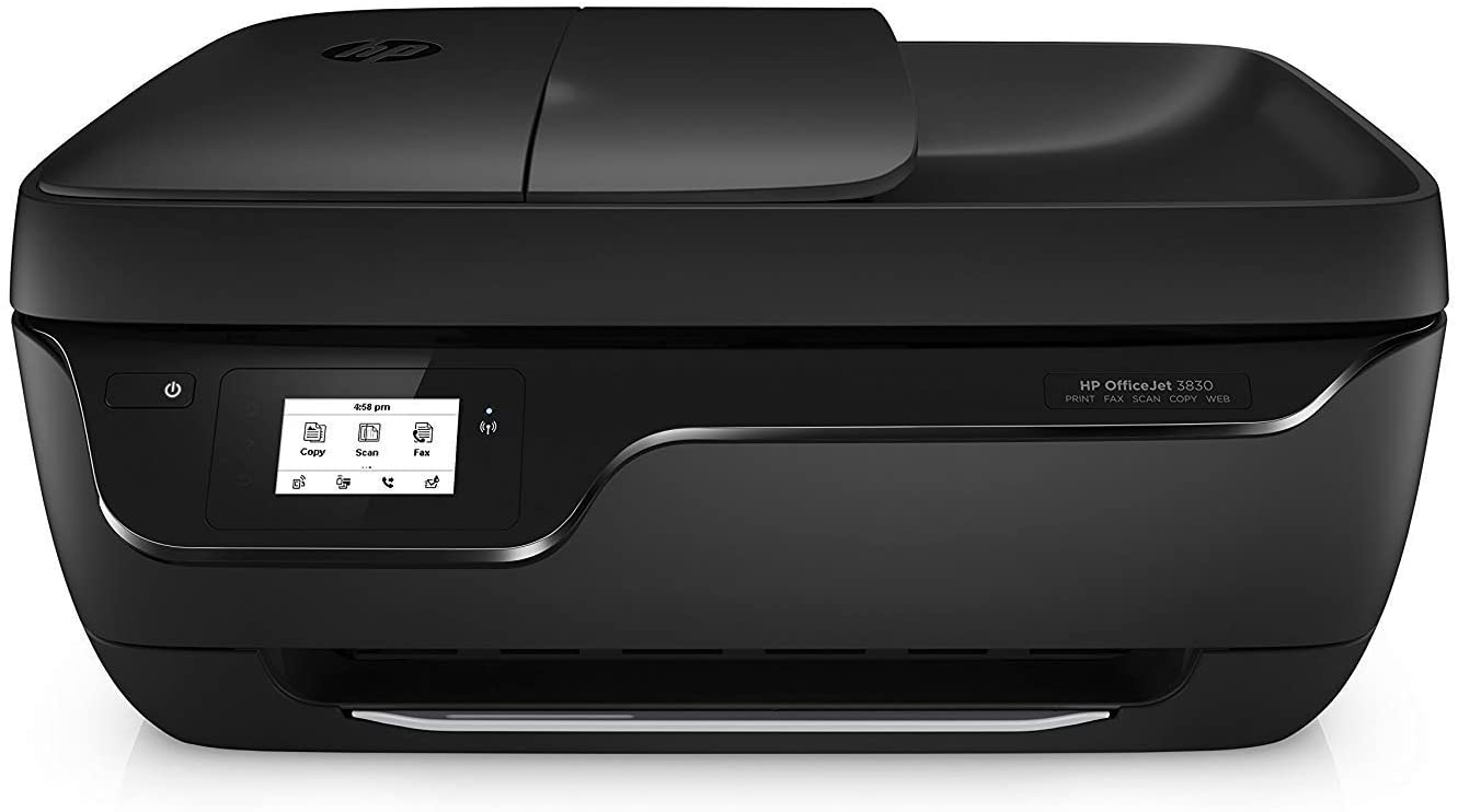 HP OfficeJet 3830 All-In-One Wireless Home Printer