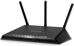 Netgear R6700 Nighthawk AC1750 1750 Mbps Smart WiFi Wireless Router