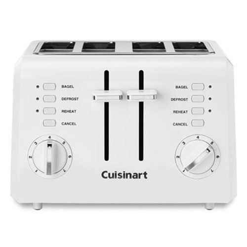 Cuisinart Compact 4-Slice Toaster
