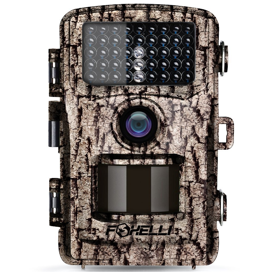 Foxelli Full HD Trail Camera