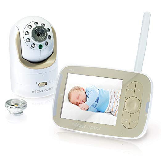 Infant Optics DXR-8 Video & Audio Baby Monitor