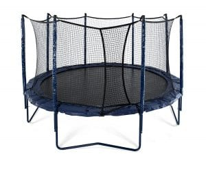 JumpSport Elite PowerBounce Safety Enclosure Trampoline, 14-Feet