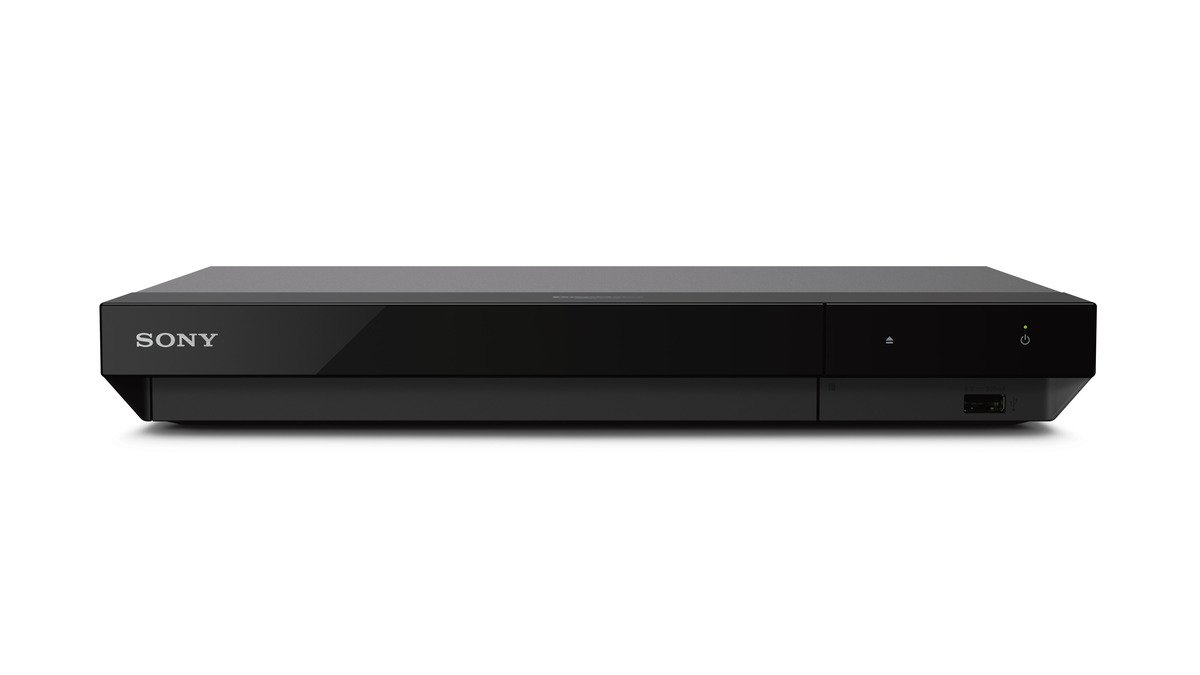 Sony Streaming Blu-Ray DVD Player