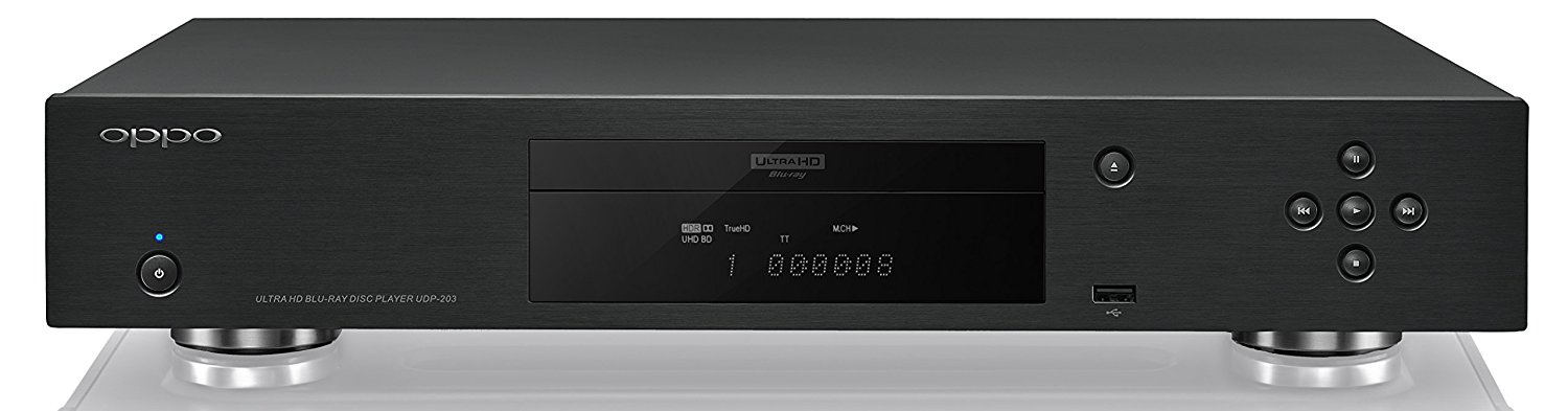 Oppo Digital Blu-ray Disc Player