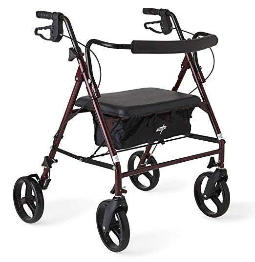 Medline Heavy Duty Bariatric Walker