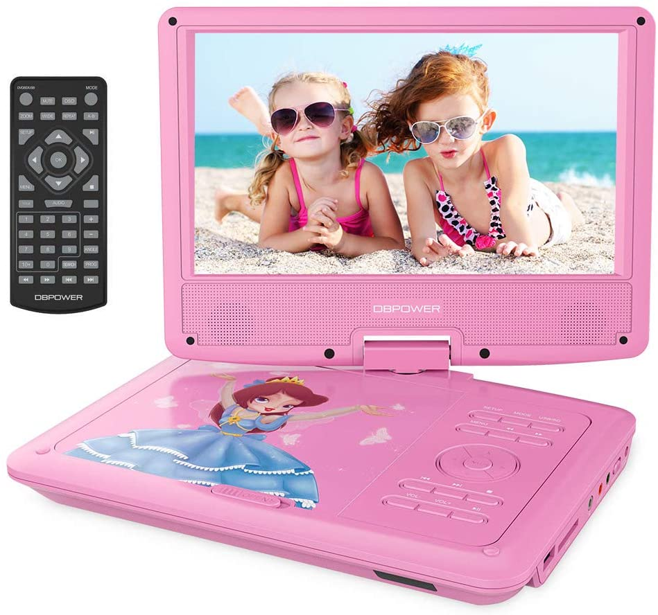 DBPOWER Kids DVD Player