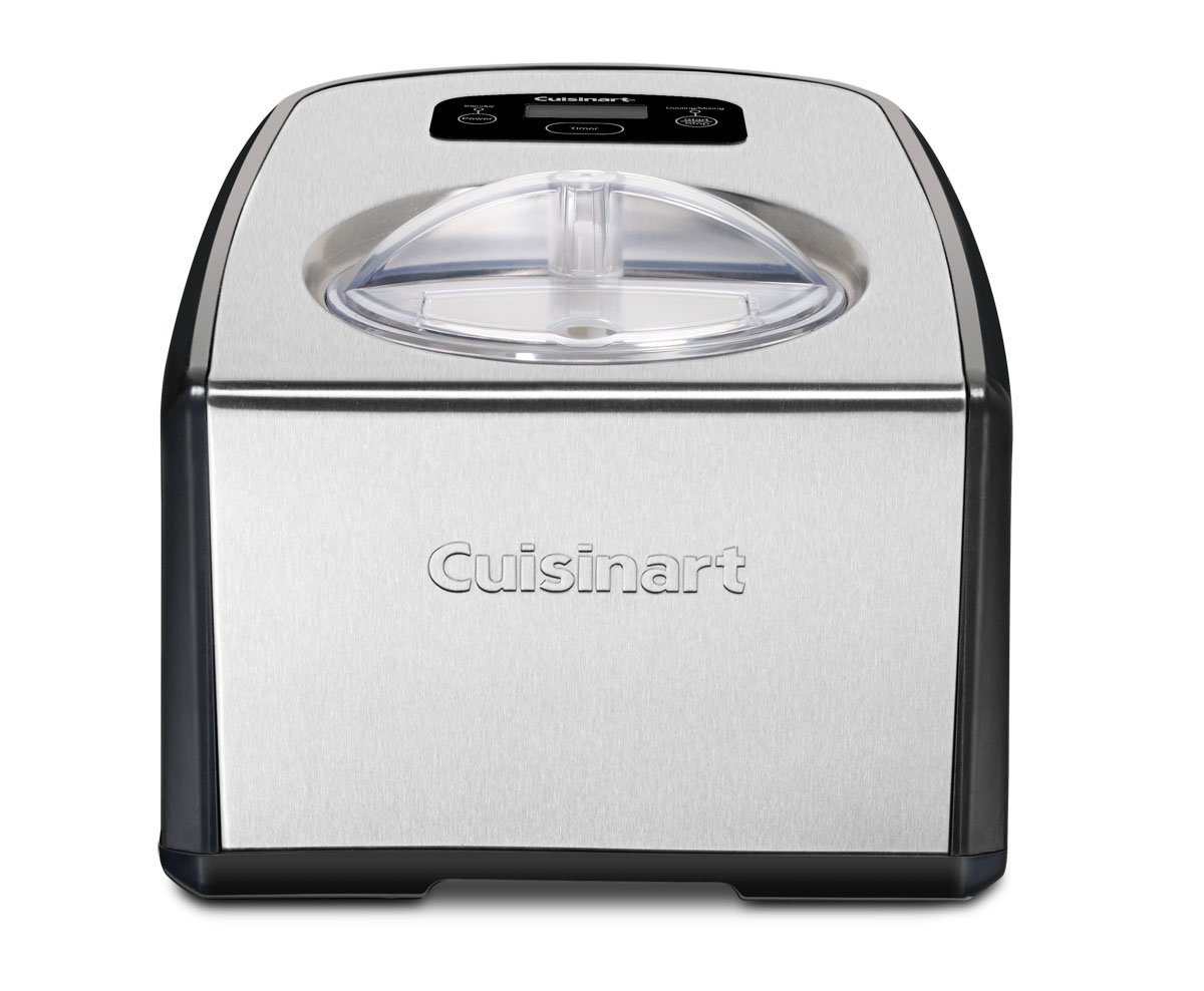 Cuisinart ICE-100 Compressor Ice Cream & Gelato Maker, 1.5-Quart