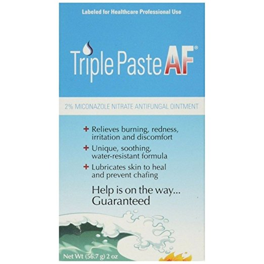 Triple Paste AF Antifungal Nitrate Medicated Ointment