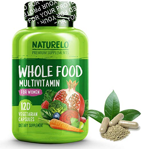 NATURELO Whole Food Multi-Vitamin for Women