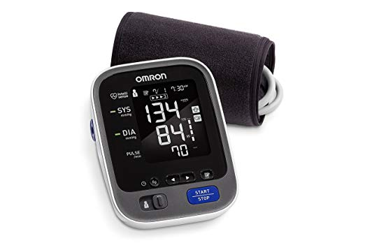 Omron 10 Series Wireless 200-Reading Memory Blood Pressure Monitor