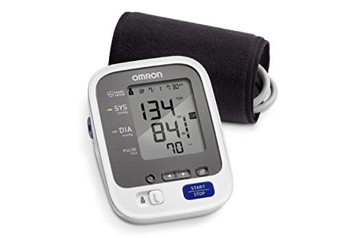 Omron 7 Series Wide Range ComFit Cuff Blood Pressure Monitor