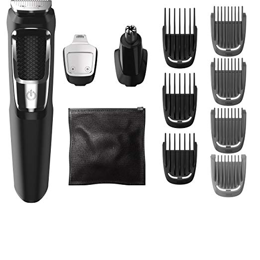 Philips Norelco MG3750 Multi Groomer & Beard Trimmer