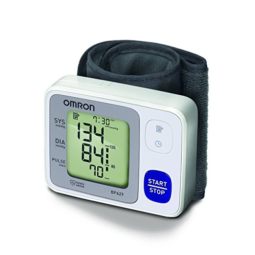 Omron 3 Series Irregular Heartbeat Detection Blood Pressure Monitor