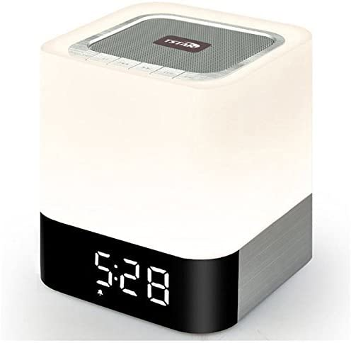 Kkafu Wireless Bluetooth Alarm Clock