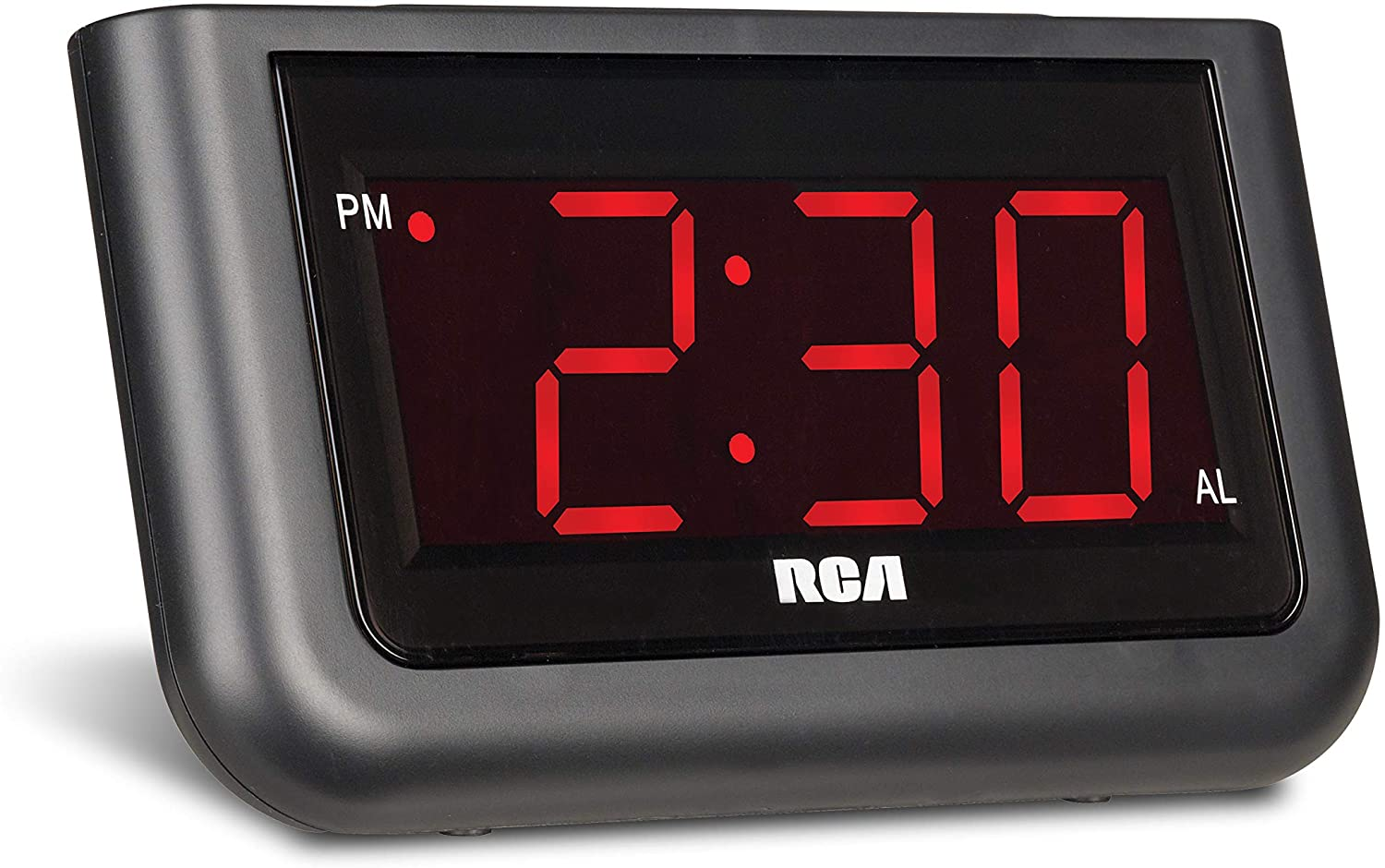 RCA Digital Alarm Clock