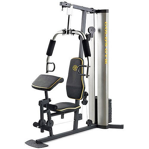 Golds Gym XR 55 Home Exercise Gym