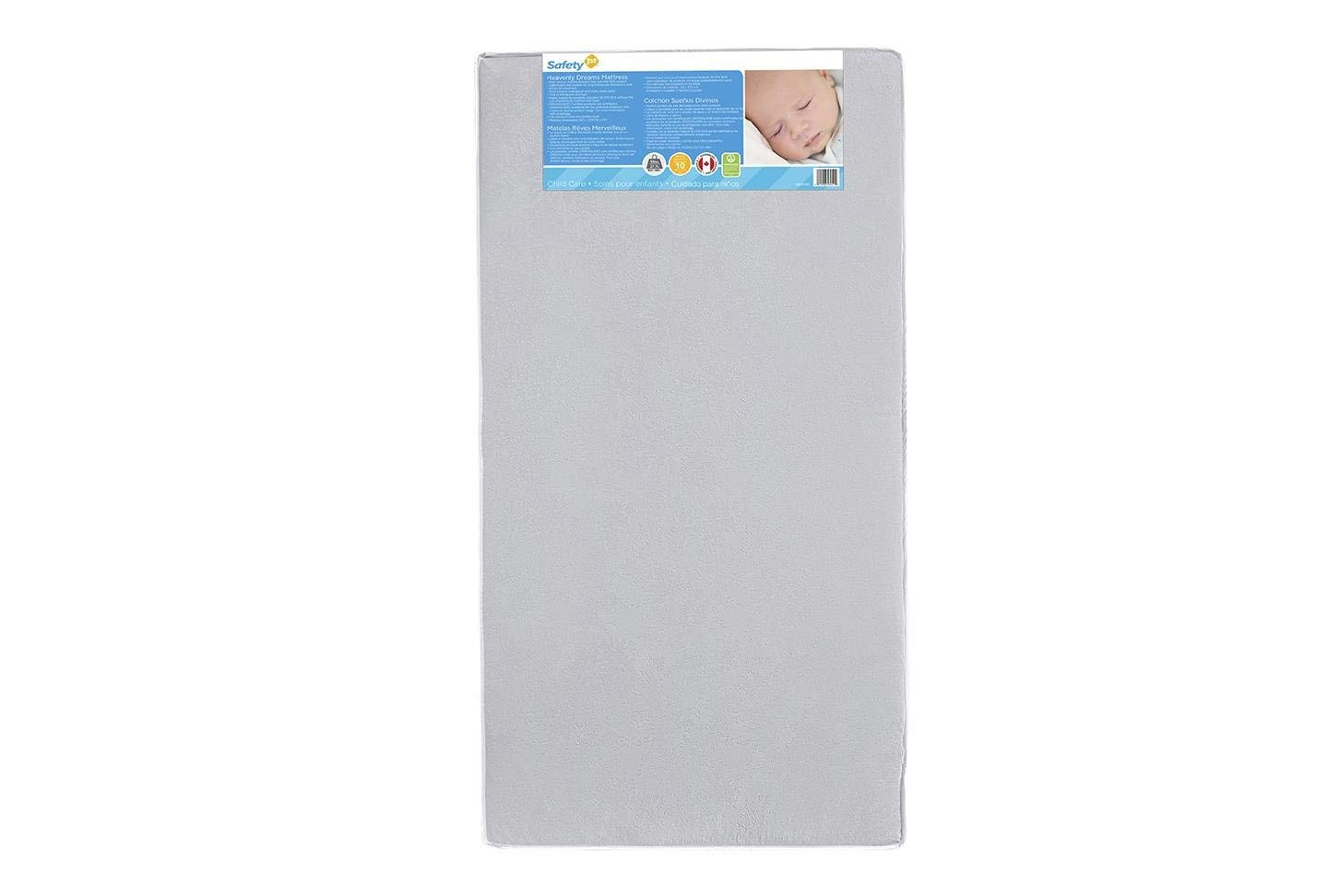 Safety 1st Heavenly Dreams Hypoallergenic Crib Mattress