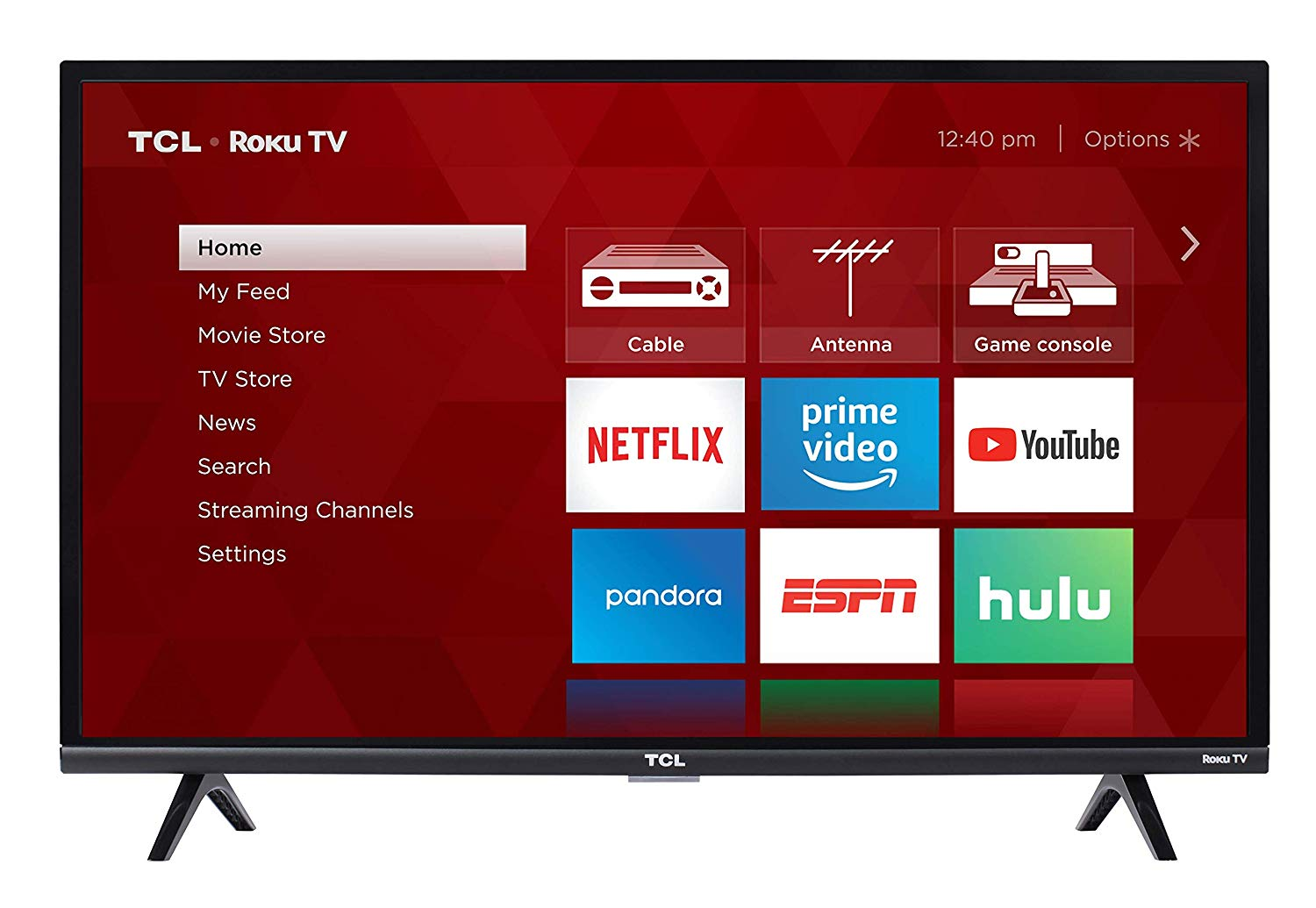 TCL 32-In 1080p Roku Smart LED TV
