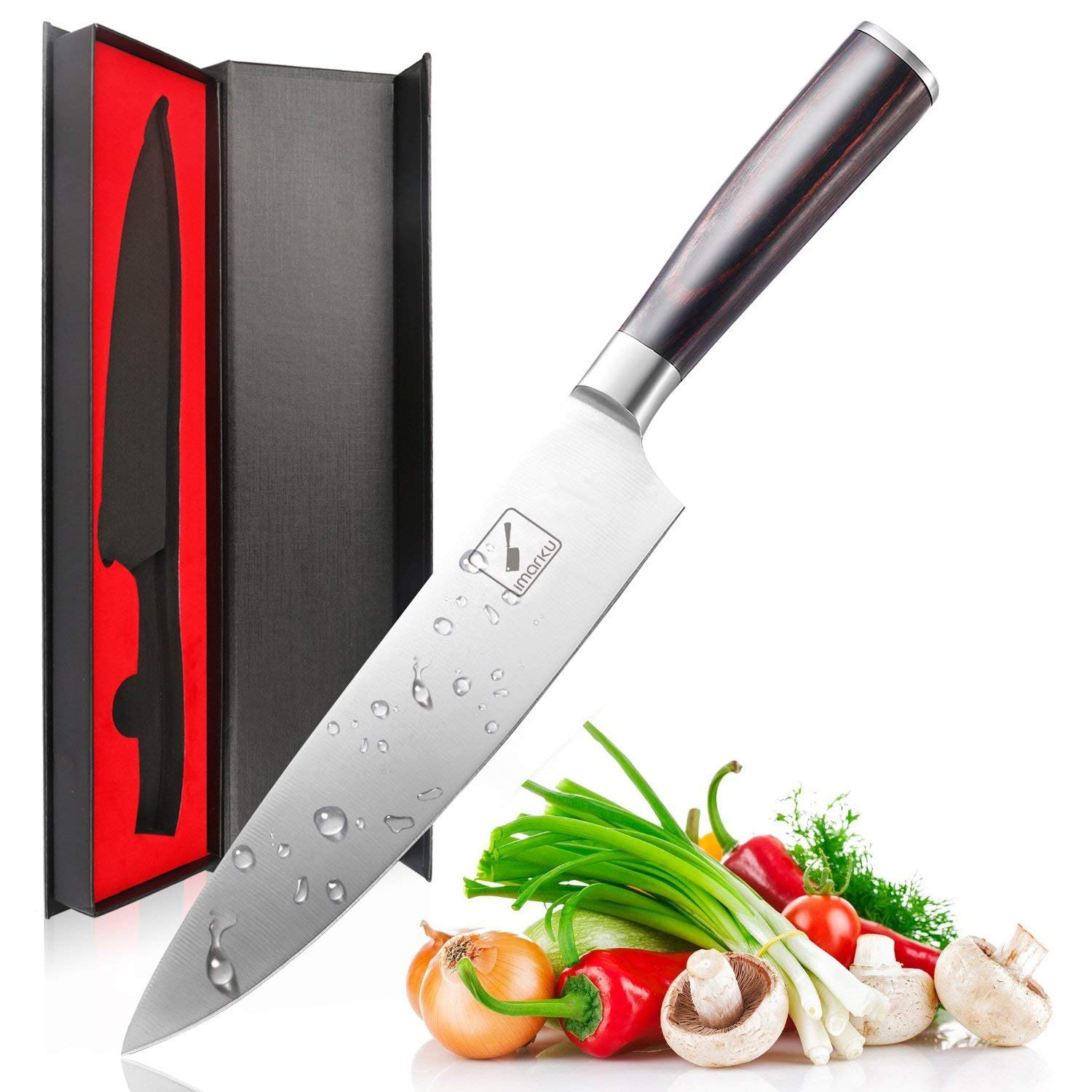 Imarku Pro Kitchen 8-In Chef's Knife