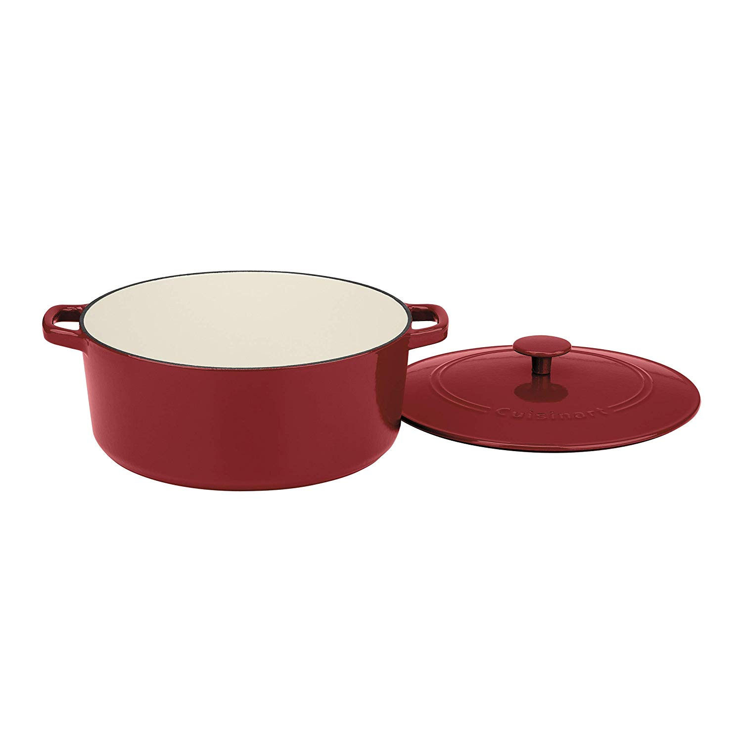 Cuisinart Chef's Classic Enameled Cast Iron Cookware Dutch Oven