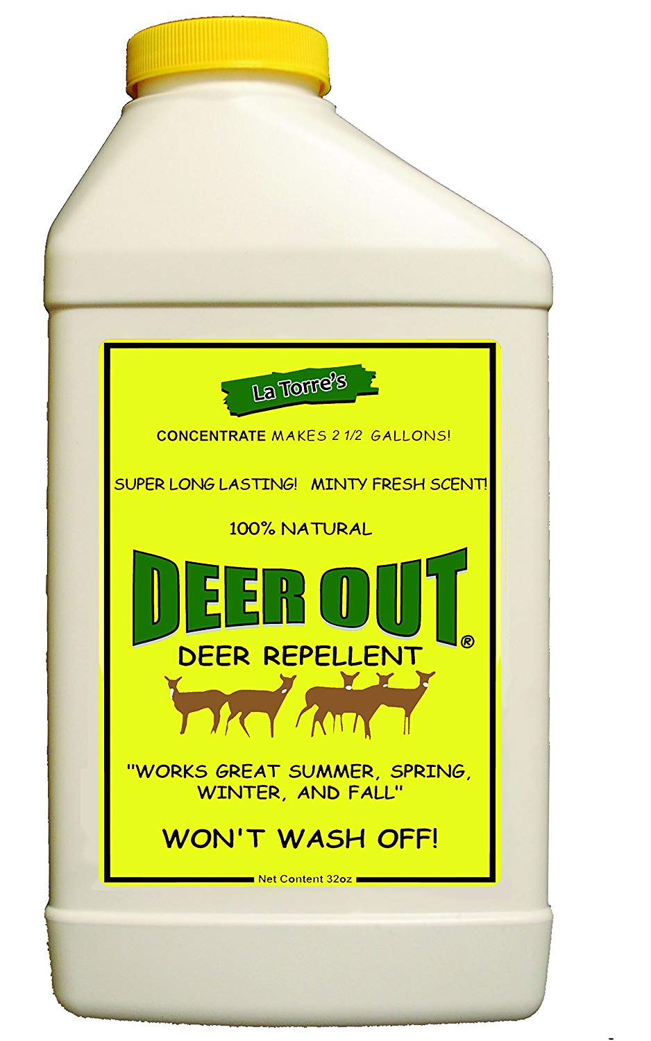 Deer Out Concentrate Deer Repellent