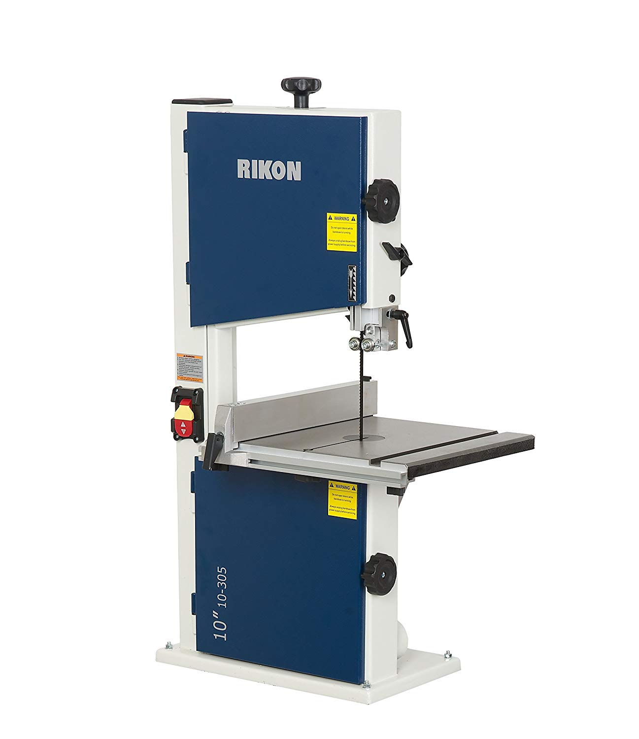 Rikon Bandsaw With Fence