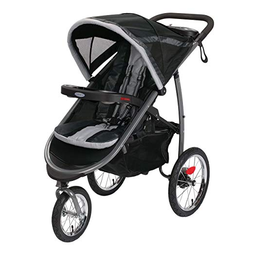 Graco Gotham FastAction Folding Jogging Stroller