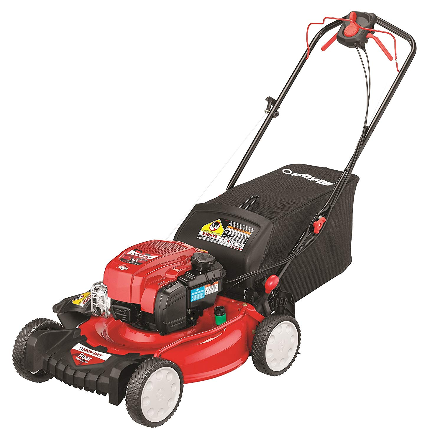 Troy-Bilt RWD Self Propelled Lawn Mower