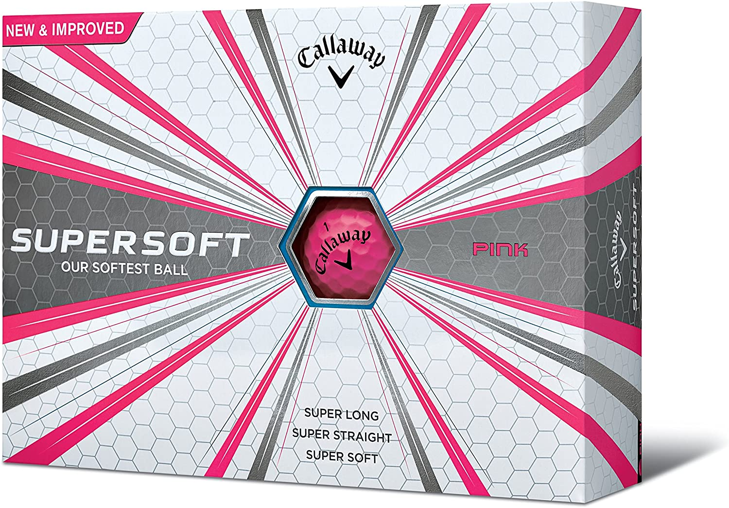 Callaway Supersoft Golf Balls (Prior Peneration)