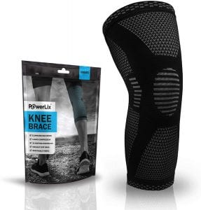 PowerLix Compression Knee Brace Sleeve