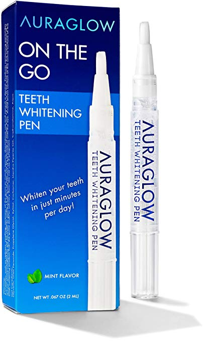 AuraGlow Teeth Whitening Pen