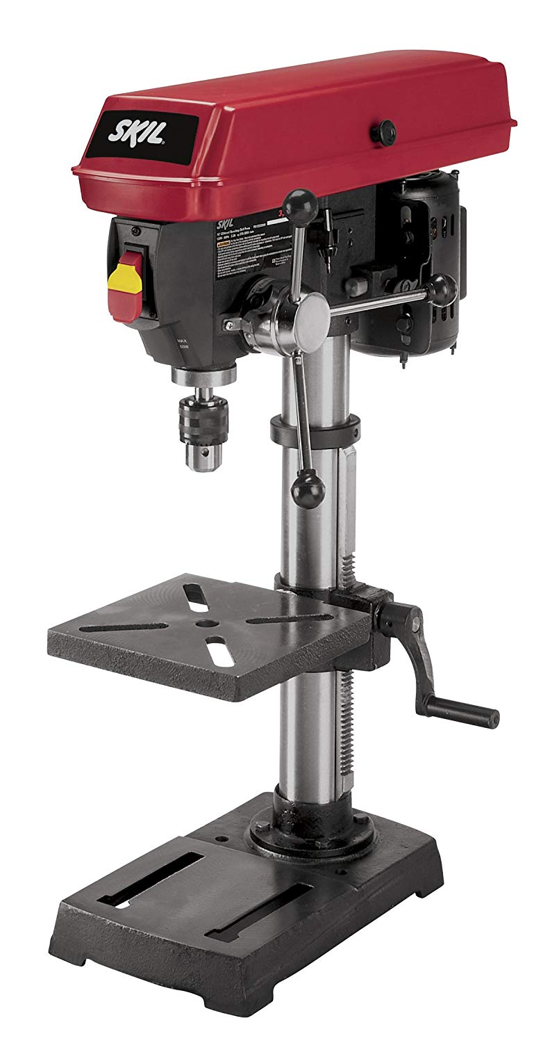 SKIL 3.2 Amp 10-Inch Drill Press