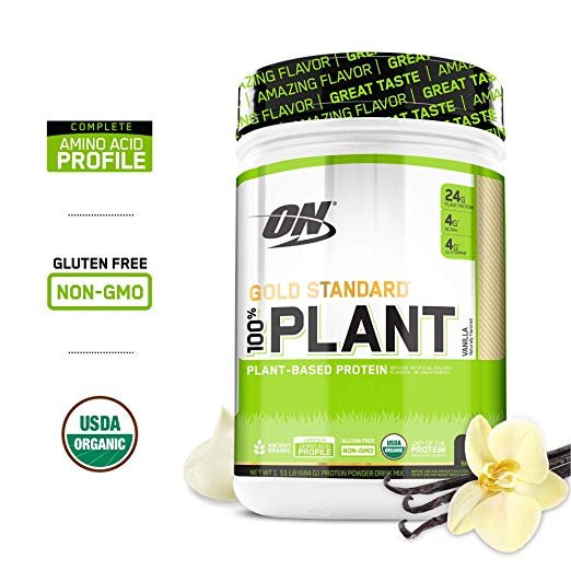 OPTIMUM NUTRITION Organic Protein Powder
