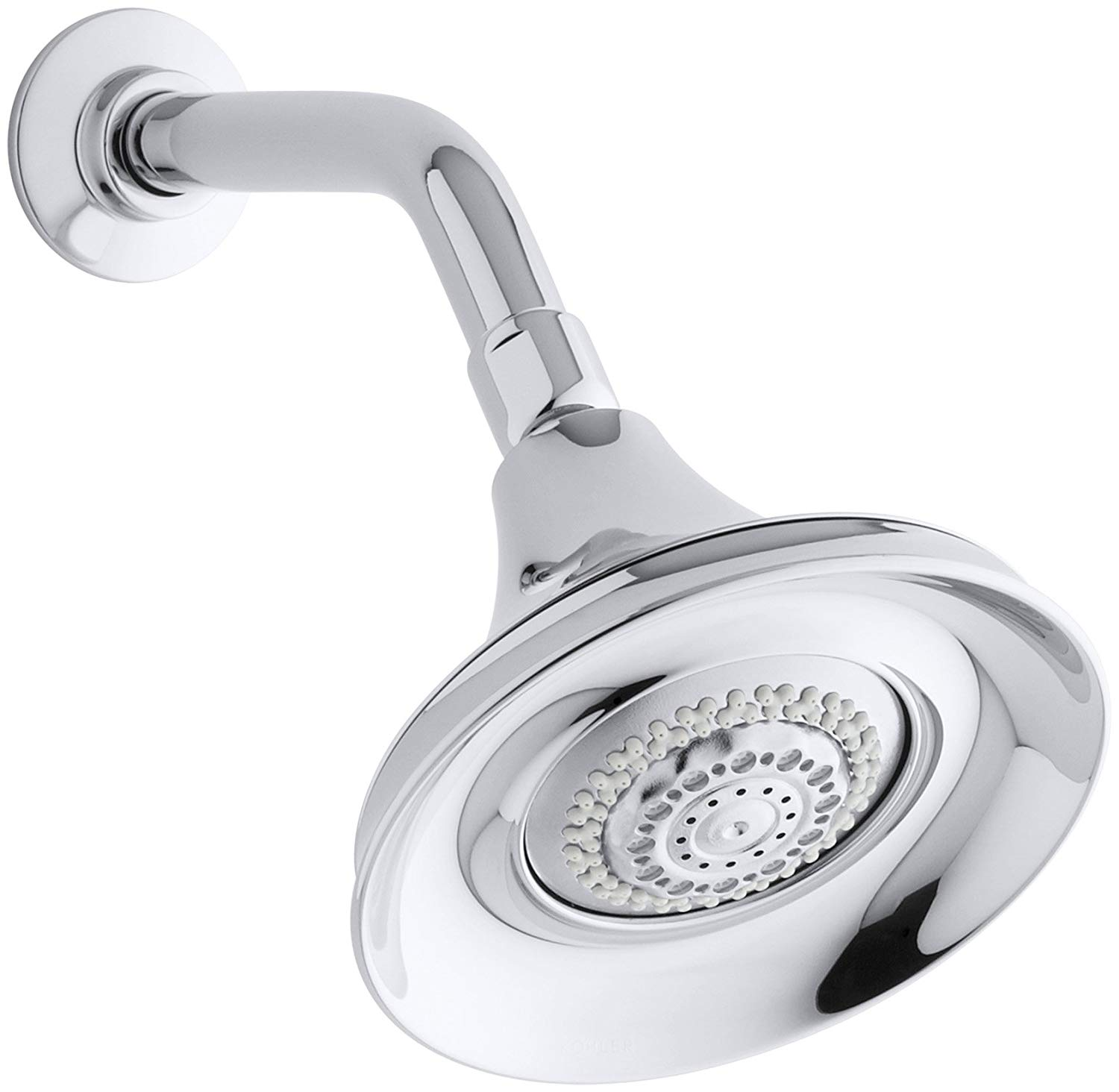 Forté Wall-Mount Showerhead
