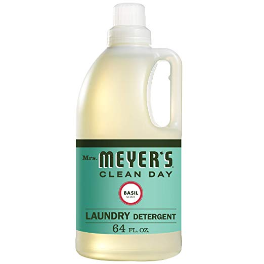 Mrs. Meyers Laundry Detergent