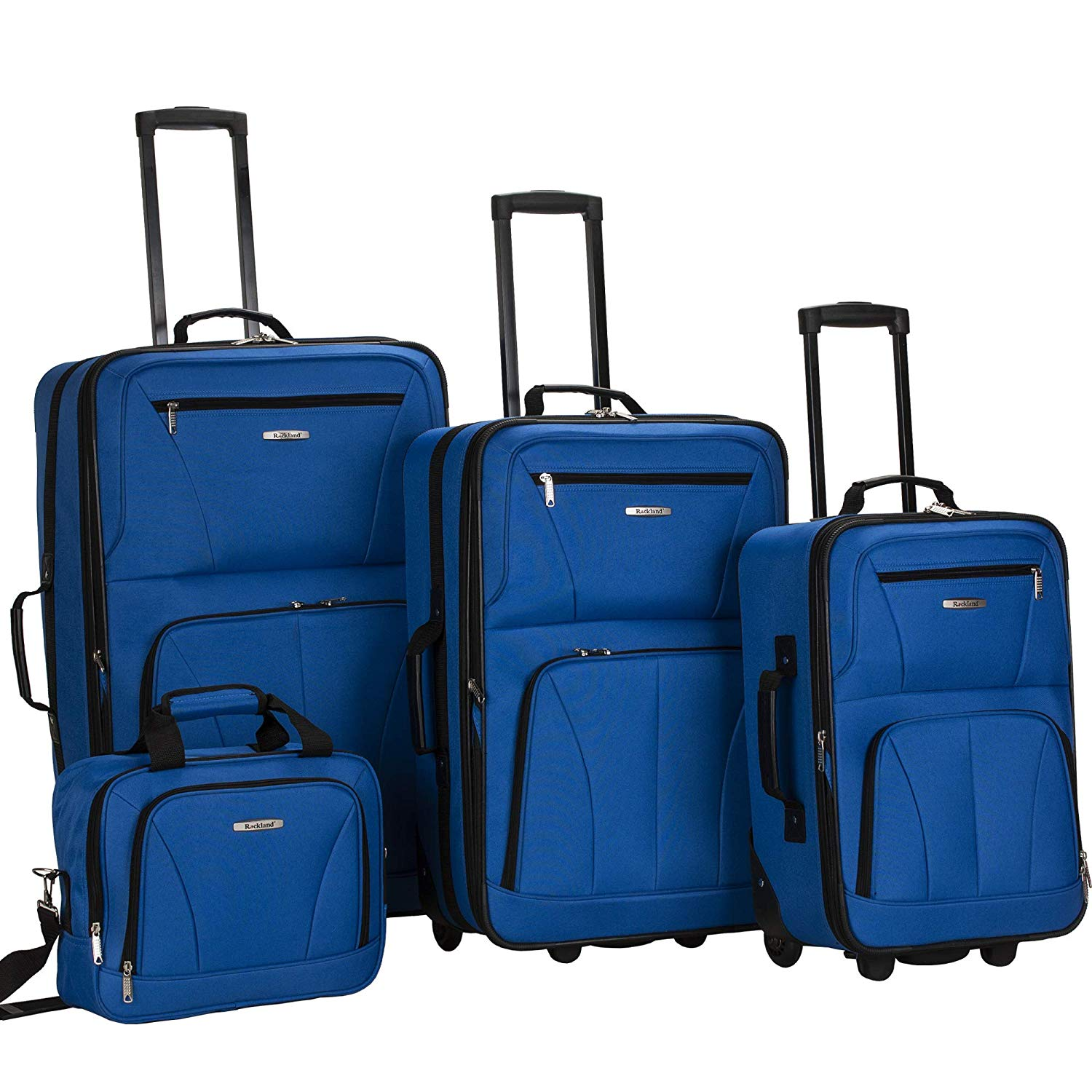 Rockland Luggage 4 Piece Set