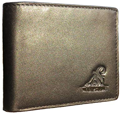 Mt. Eston RFID Blocking Trifold Mens Wallet