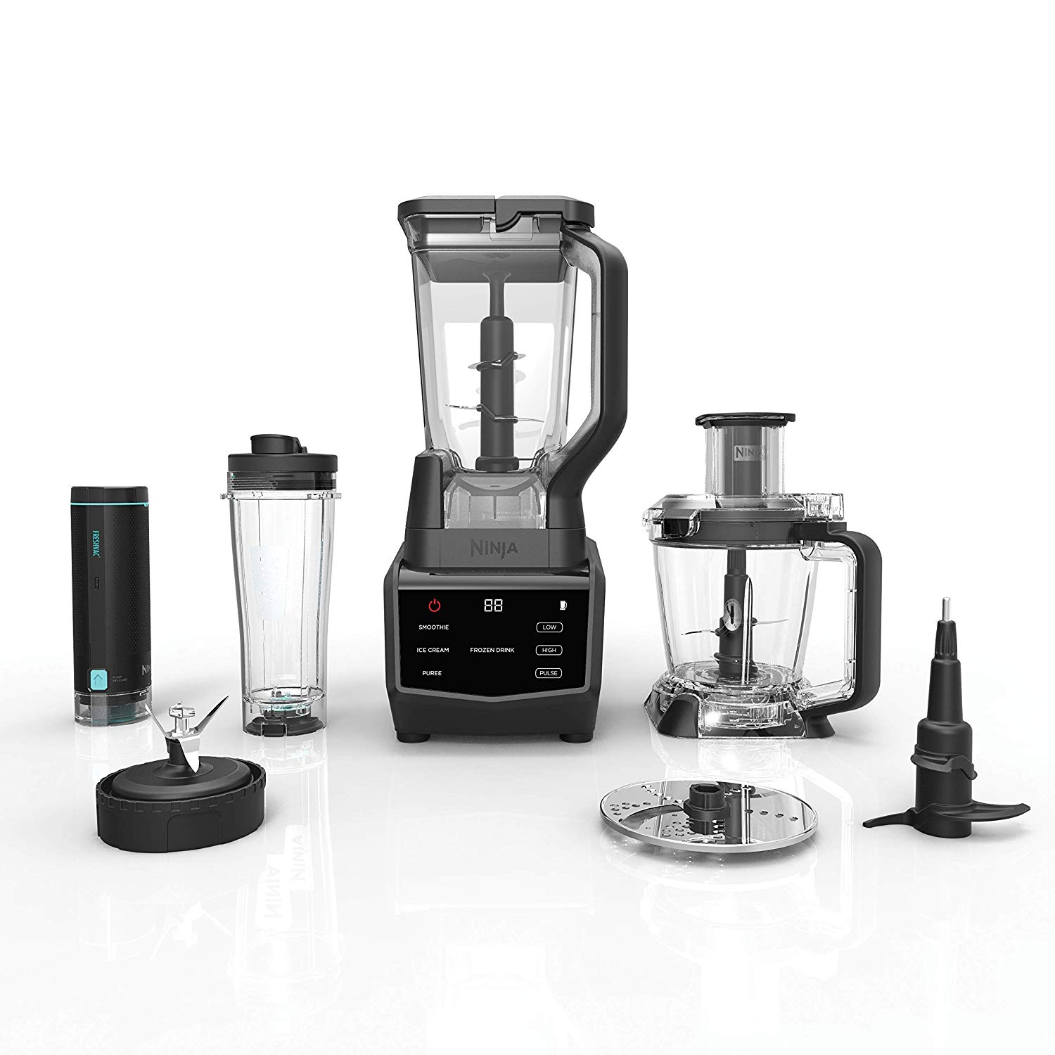Ninja Smart Screen Blender and Food Processor
