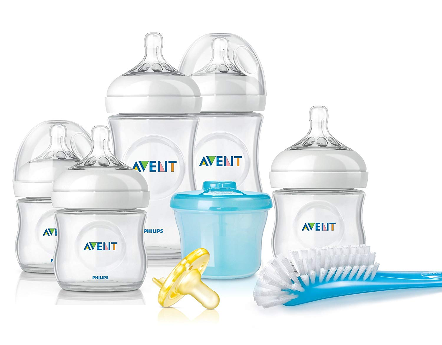 Philips Avent Natural Newborn Baby Bottle Starter Set