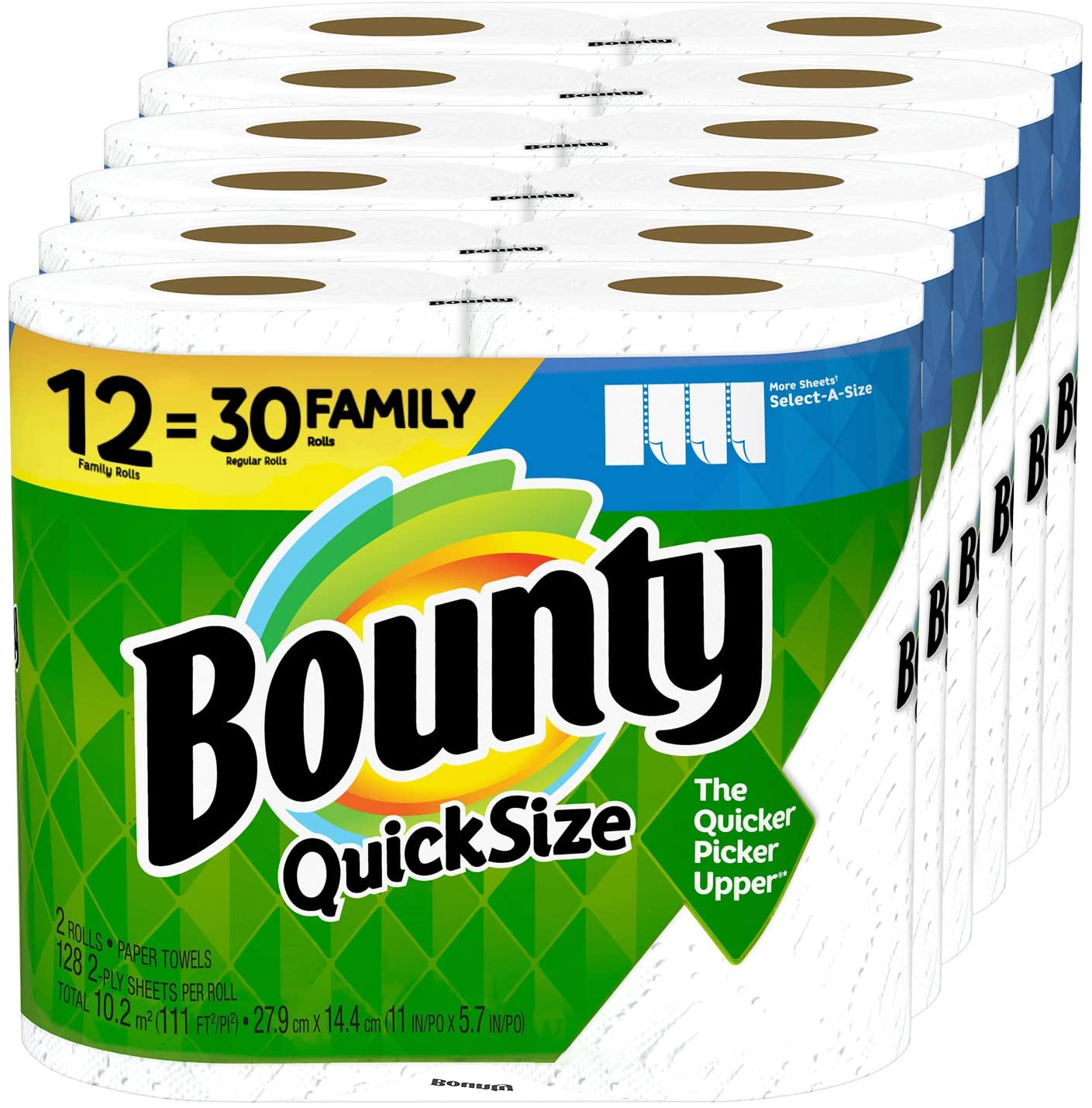 Bounty Quick-Size Paper Towel