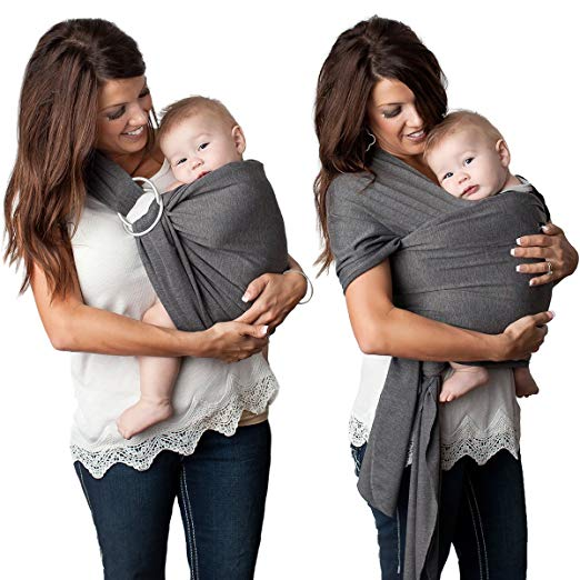 Kids N' Such 4 in 1 Baby Wrap Carrier