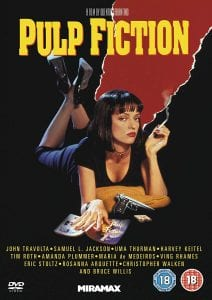 Lionsgate Pulp Fiction