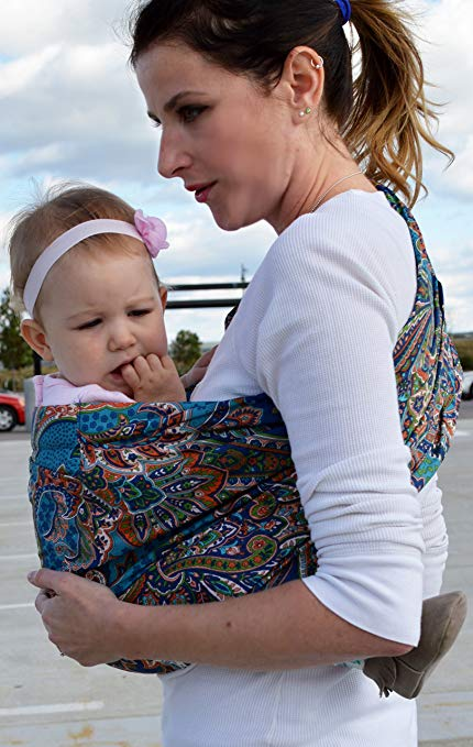 Rosybaby Lite-on-Shoulder Baby Sling