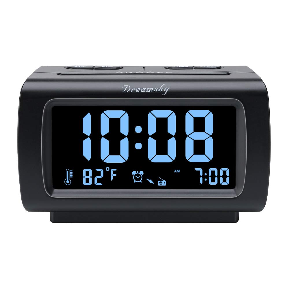 DreamSky Alarm Clock Radio