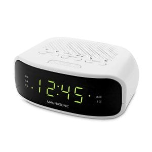 Magnasonic Digital AM/FM Clock Radio
