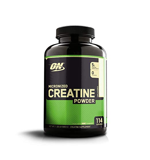 Optimum Nutrition Micronized Creatine Monohydrate